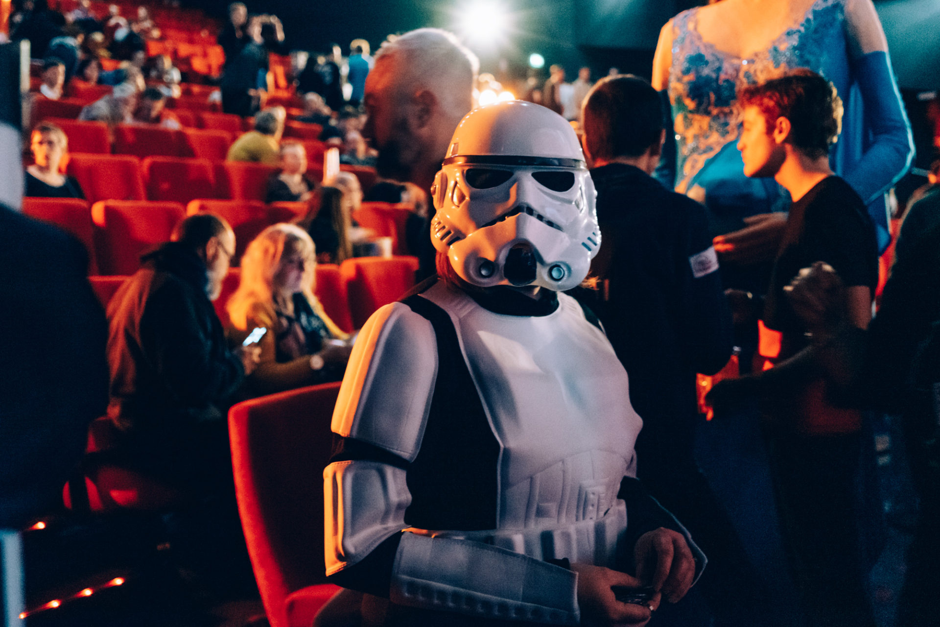 Photo storm trooper Majestic Douai